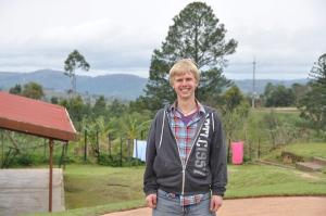 Kaleb in Umphumulo